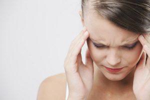 ¿Cómo disminuir el dolor de cabeza?